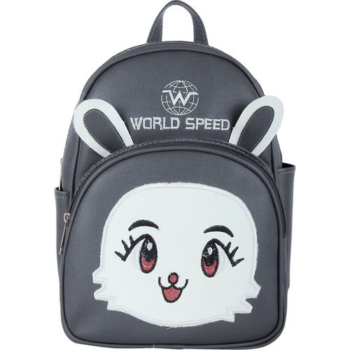 World Speed Tuition Printed Womens & Girls bags 7 L Backpack(Multicolor)