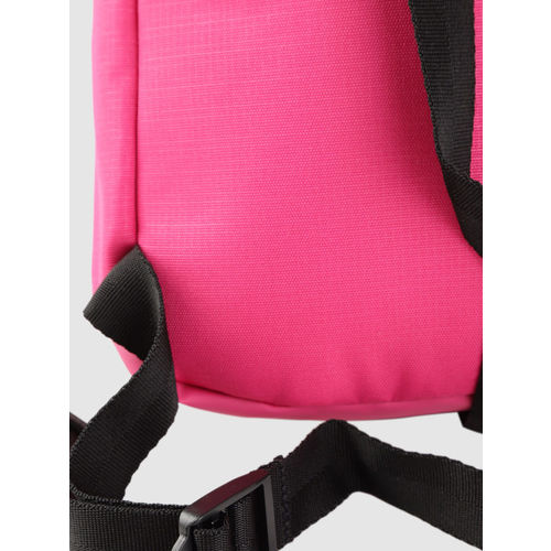 ADIDAS Women Pink Solid Small Backpack