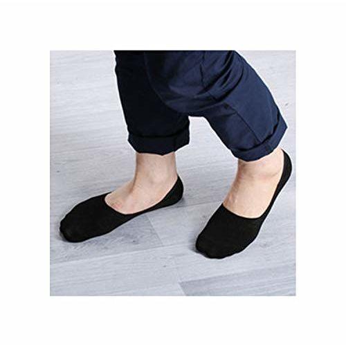 Jonnykit Comfortable Loafer Socks for Men's and Women's (Pair of 6 Multicolour)