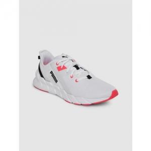 Puma Women White Weave XT Training Shoes