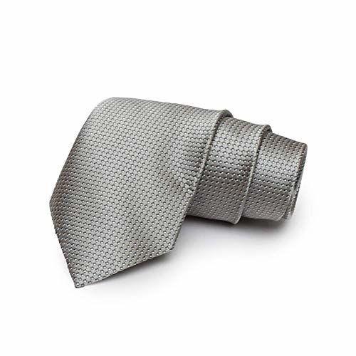 Axlon Men's Cotton Silk Necktie, Pocket Square, Lapel Pin Cufflinks Set (Multicolor, Free Size)