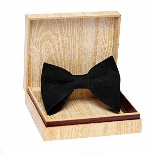 Axlon Men's Butterfly Adjustable Bow Tie