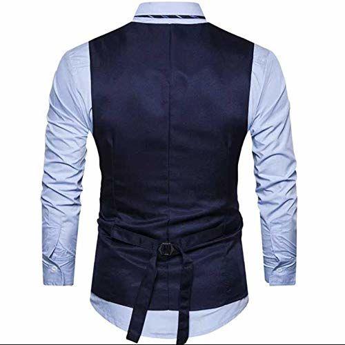 Creative concepts Men's Slim fit Casual Waistcoat