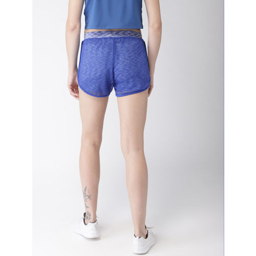 Mast & Harbour Blue Sports Shorts
