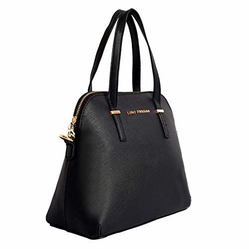 Lino Perros Women's Satchel (Black)