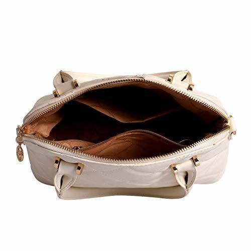 Lino Perros Women's Shoulder bag (White)