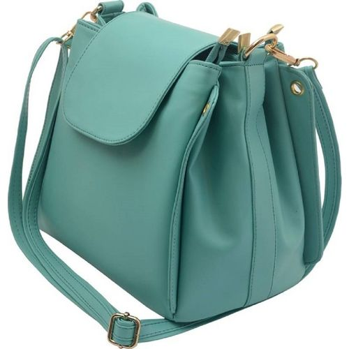 dyana core Green Sling Bag