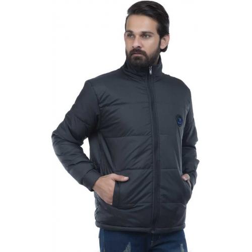 Burdy Full Sleeve Solid Jacket