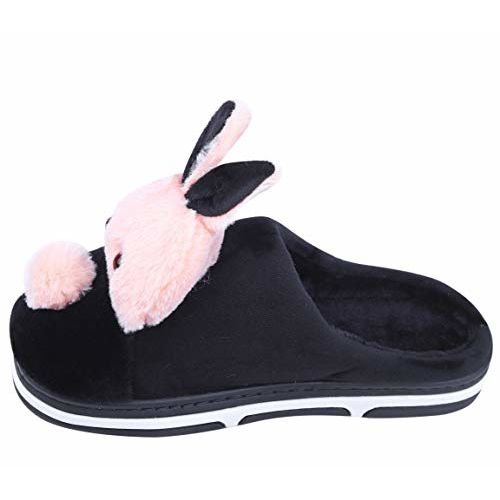 IRSOE Comfortable Indoor/Outdoor Soft Bottom Fur Slippers |Womens Flipflop |Womens Puppy Designed Slippers |Girls Slippers flip Flop