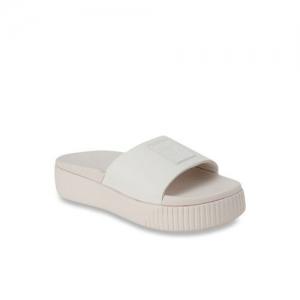 Puma Off-White Casual Sandals