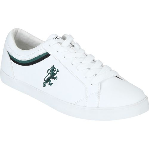 Red Tape Sneakers For Men(White)