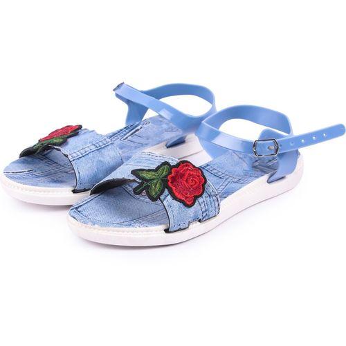 Brauch Women Blue Flats Sandals
