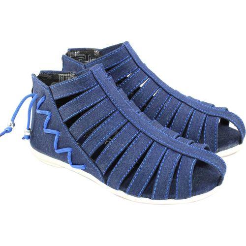 SKOLL Women Blue Flats