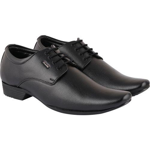 Bata Men's Formal Lace Up Shoe For Men(Black)