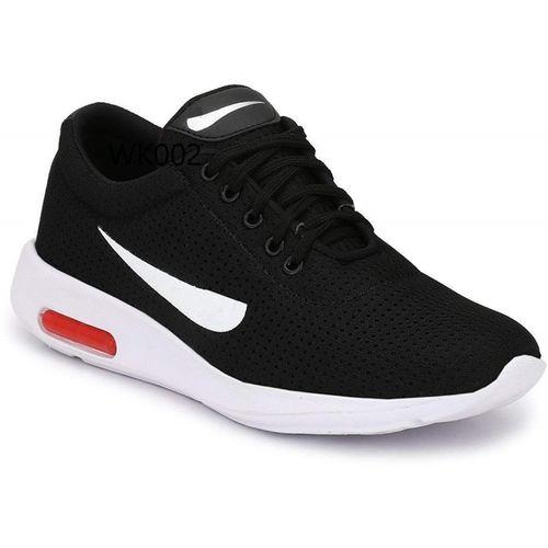 02Hero NK-01 Running Shoes For Men(Black)