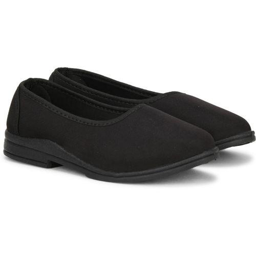 NAMCHEE Women Girl's Fashion Trendy Comfortable Slip On Bellies For Women(Black)