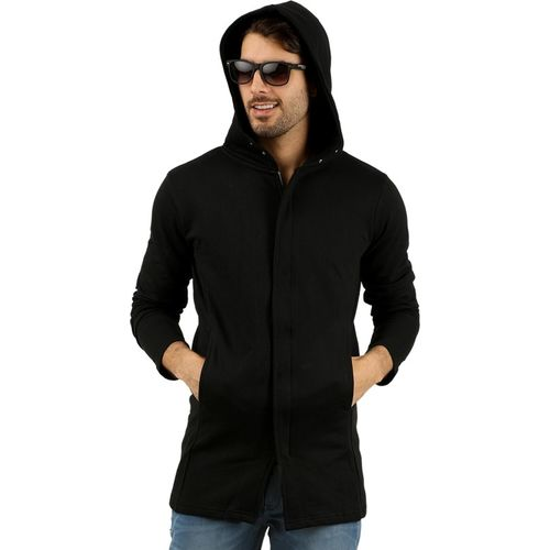THE ARCHER Full Sleeve Solid Men Jacket