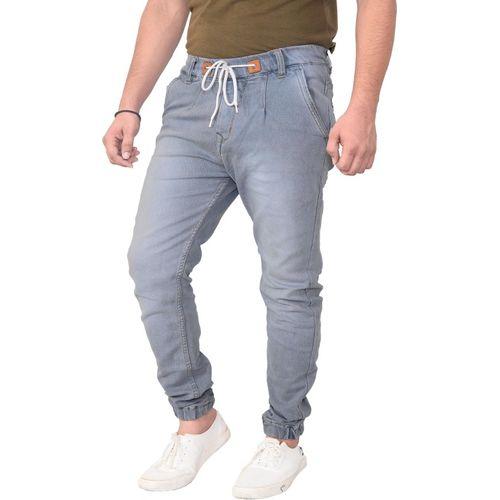 styzon Jogger Fit Men's Grey Jeans