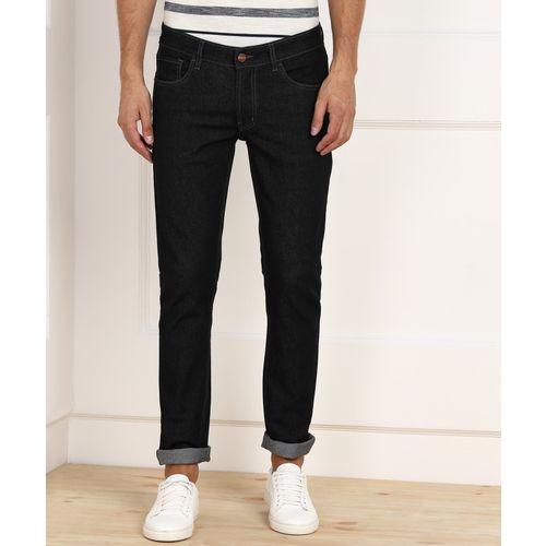 Numero Uno Slim Men's Black Jeans
