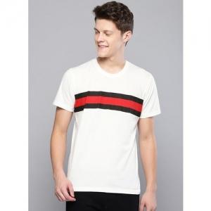 Besiva Stripes Regular Fit T-shirt