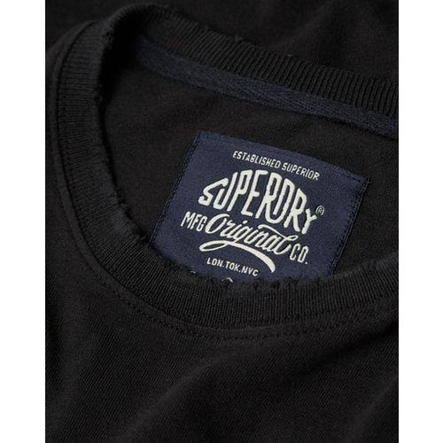 SUPERDRY Graphic Print Crew-Neck T-shirt