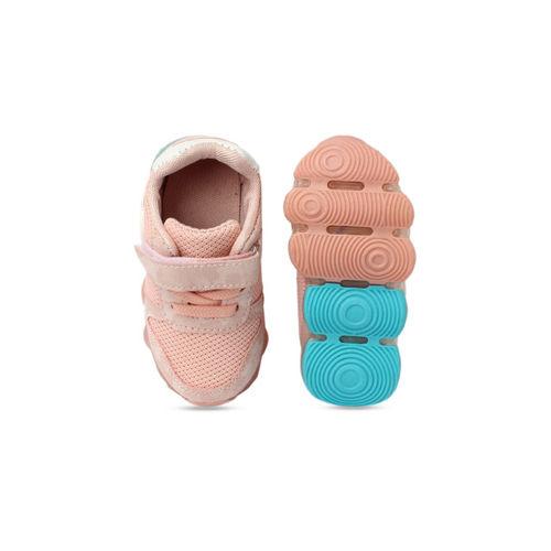Walktrendy Unisex Pink Slip-On Sneakers