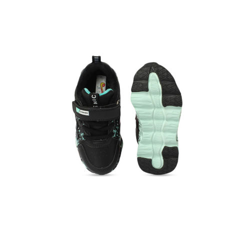 Walktrendy Kids Green Sneakers