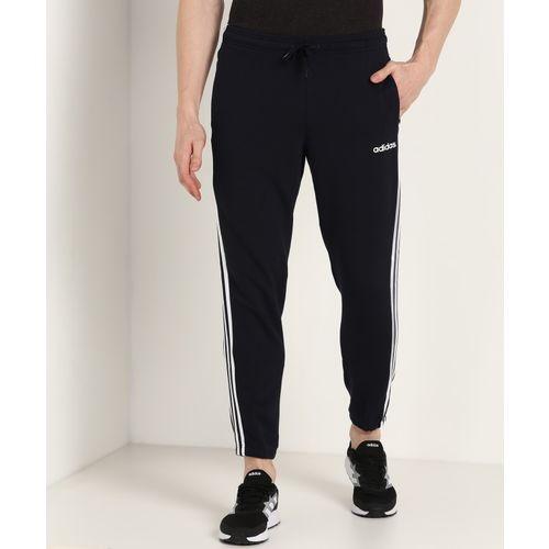 ADIDAS Solid Men Dark Blue Track Pants