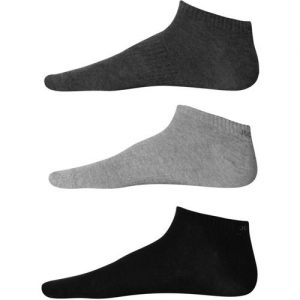 Jockey Men's Solid Low Cut(Pack of 3)
