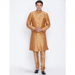 Vastramay Solid Sherwani
