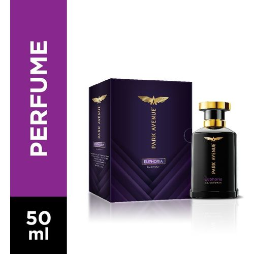 Park Avenue Euphoria Eau de Parfum - 50 ml(For Men)