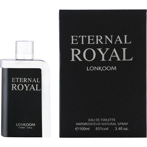 Lonkoom Long Lasting Eternal Royal Deodorant Spray Perfume Black Color Eau de Parfum - 100 ml(For Men & Women)