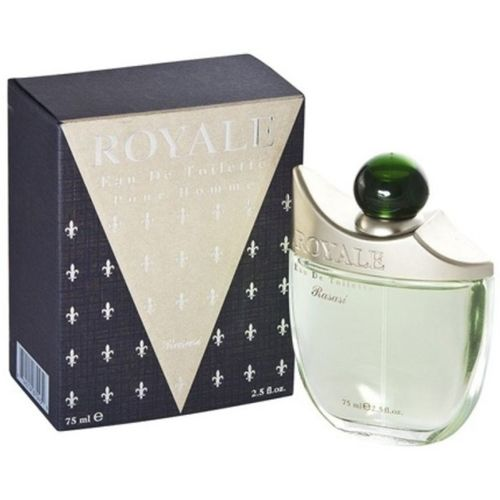 Rasasi ROYALE POUR HOMME PERFUME 75ML Eau de Toilette - 75 ml(For Men)