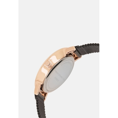 French Connection Women Black Analogue Watch FCN0001D