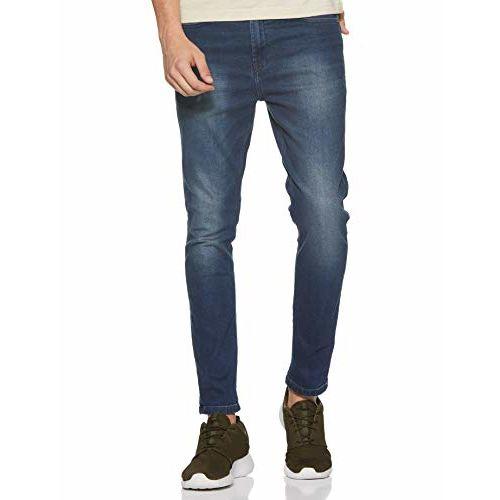 United Colors of Benetton Men's Drop Crotch Jeans
