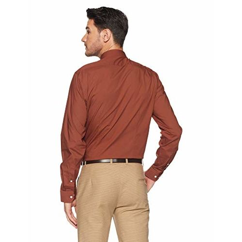 blackberrys Men's Striped Slim Fit Formal Shirt