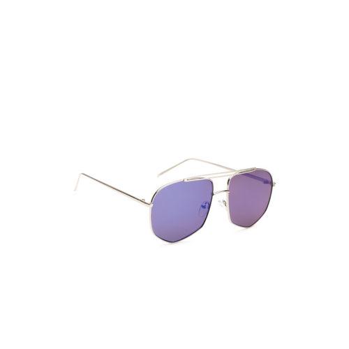 Roadster Unisex Mirrored Square Sunglasses MFB-PN-PS-T10273