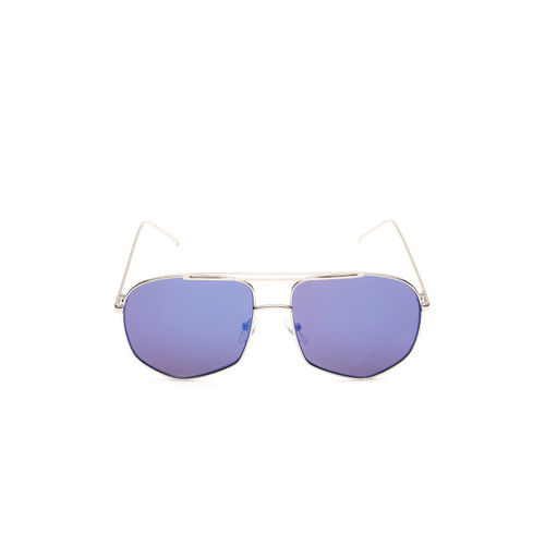 Roadster Unisex Mirrored Square Sunglasses MFB-PN-PS-T10273