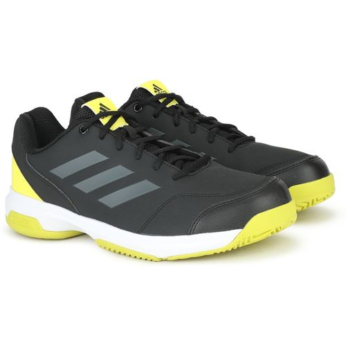 ADIDAS Gumption Iii Tennis Shoes For Men(Black, Yellow)