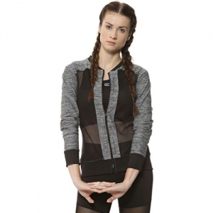 Campus Sutra Full Sleeve Self Design Women Jacket