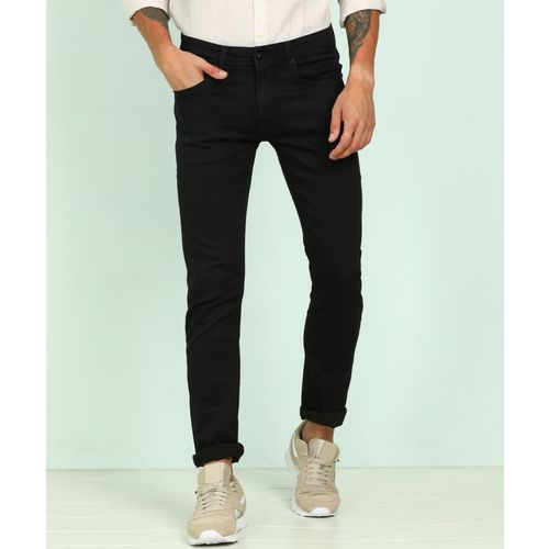 Pepe Jeans Slim Men Black Jeans