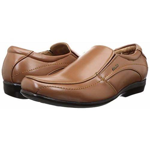 BATA Men's Cooper Brown Formal Shoes-10 UK/India (44 EU) (8514947)