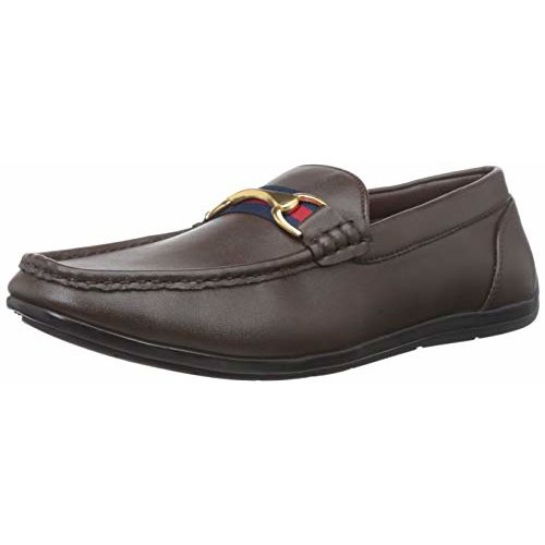 BATA Men's Starc Brown Formal Shoes-10 UK/India (44 EU) (8514409)