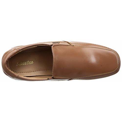 BATA Men's Cooper Brown Formal Shoes-7 UK/India (41 EU) (8514947)
