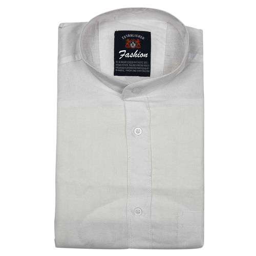 Spain Style CHINESE Collar Casual Slim fit Shirts (Pack Of 5)