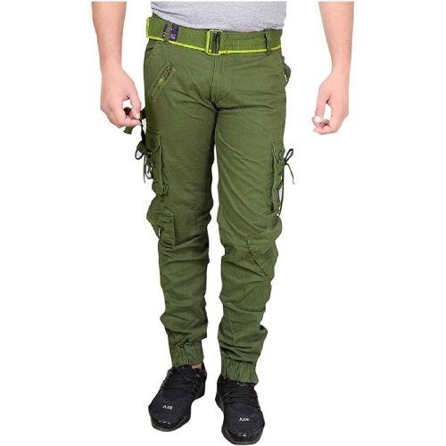 Xee Men's Green Cargo