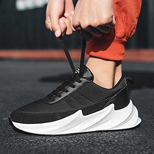 BUCADIA Men' S Syentheric Casual & mesh Fashion Sports Shoes