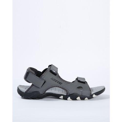 LOTTO Strappy Sandals with Velcro Closure