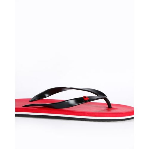 UNITED COLORS OF BENETTON Thong-Strap Flip-Flops