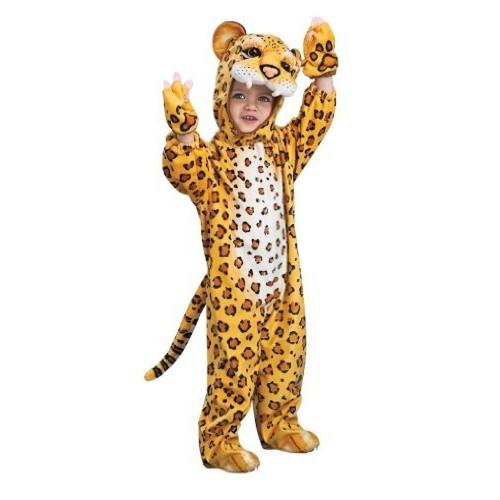 Костюм леопарда своими руками 26